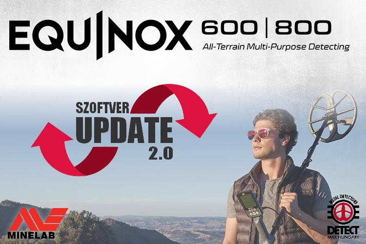 EQUINOX 2.0 SZOFTVERFRISSÍTÉS